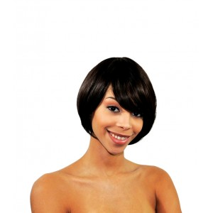 Rihanna - Organics Human Hair Blend Natural Wig
